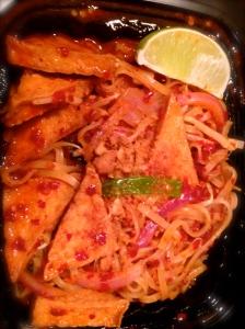 Veg Pad Thai (Tofu)