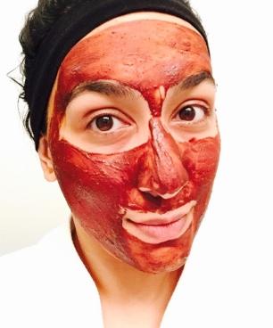 Mask Selfie 1
