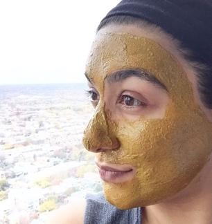 Mask Selfie 2