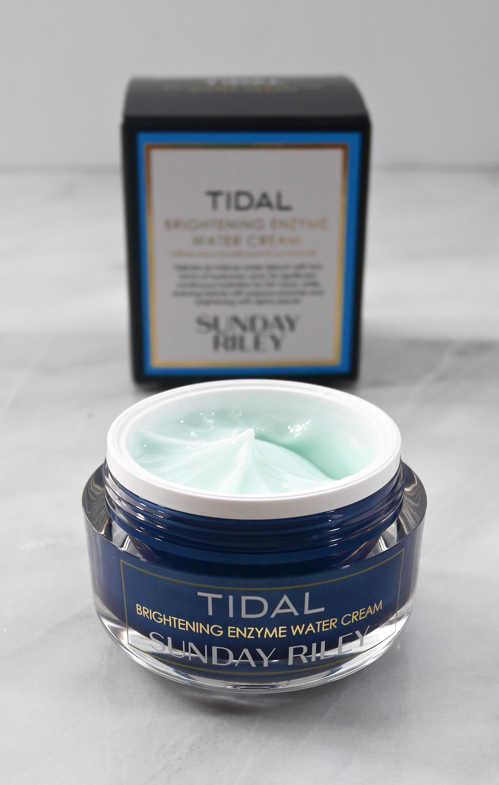 My Thoughts: Sunday Riley Tidal Brightening Enzyme Water Cream